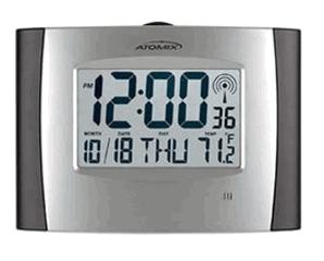 Atomix Clock