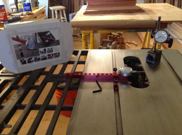A-Line-It_table saw calibration