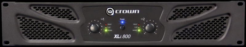 Crown LXi800 front