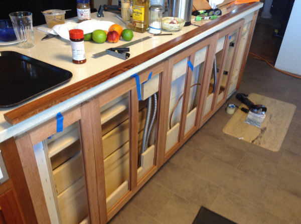 Lyptus Frame Fitting