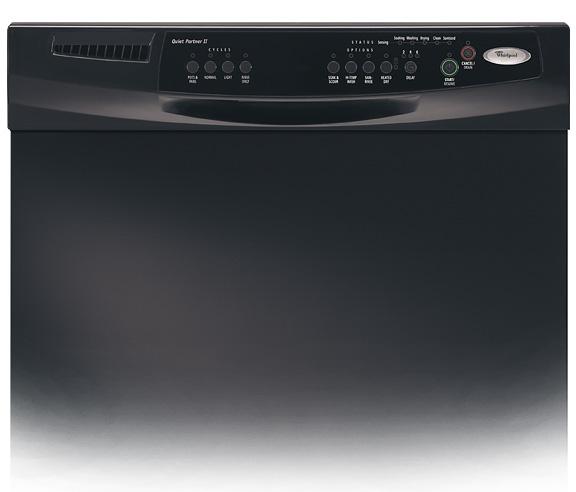 Dishwasher Whirlpool Model Du1100xtp Quiet Partner Ii